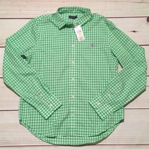 New Polo Ralph Lauren shirt size large